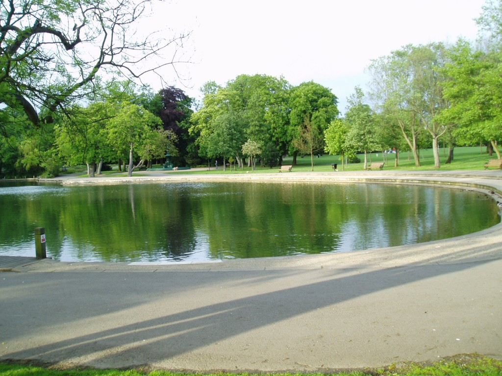 Ward Jackson Park -- one of the best kept municipal parks in the UK